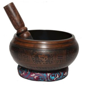 Mystic Five Element Tibetan Singing Bowl